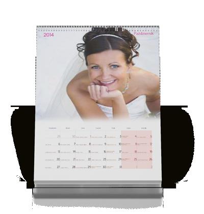 Kalendarze A5