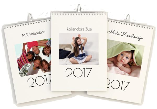 Kalendarze A3